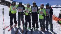 Navigate to Resultados Social Snowboard y GS