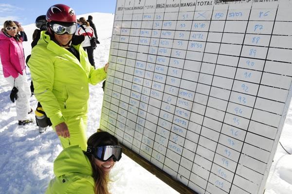 Resultados Carrera Social 2011