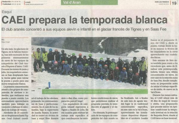 Vivir los Pirineos