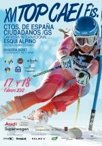 XVI TOP CAEI. FIS 17 y 18 de Febrero
