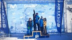 1º Fase de Copa España de SBX/SX en Baqueira-Beret