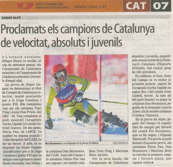 Mundo Deportivo 22 de Febebrero 2013