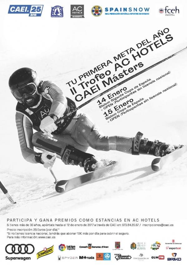 II TROFEO AC HOTELS - CAEI MASTERS