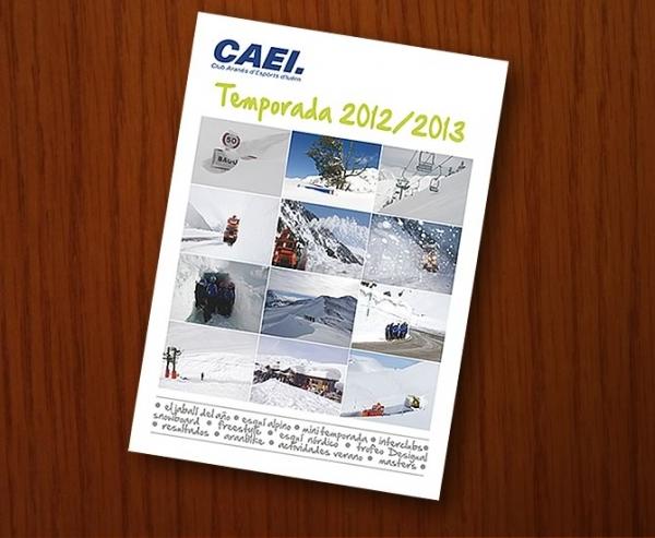 Presentación de la revista temporada 2012-13 en formato digital