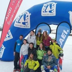 Clara Albert y Júlia Bargalló, vencedoras del Top CAEI-FIS
