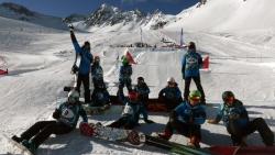 Campeonato Nacional Andorrano SBX en Ordino-Arcalís.