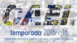 Temporada 2015/2016
