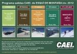 Programa Salidas de Esquí de Montaña invierno 2012