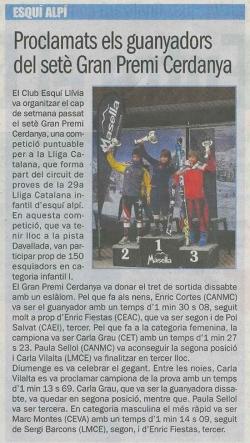 Sport - 7 de Marzo 2012