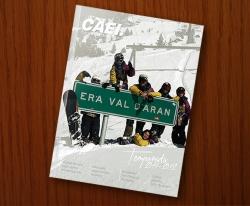 Presentación de la revista temporada 2011-12 en formato digital