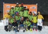 El equipo U16 en Espot